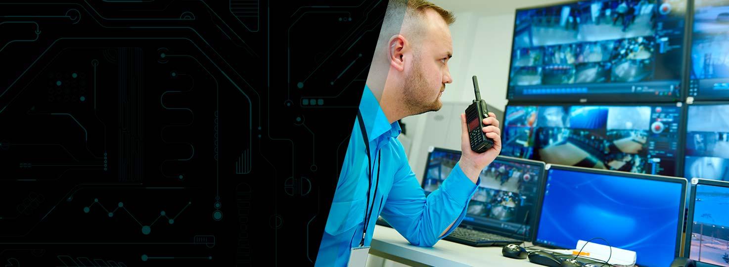 Segurança com Tecnologia